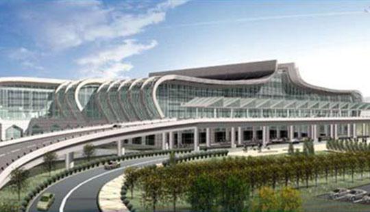 宁夏银川机场
