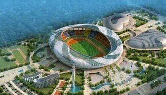 曲阜市奥林匹克体育中心
